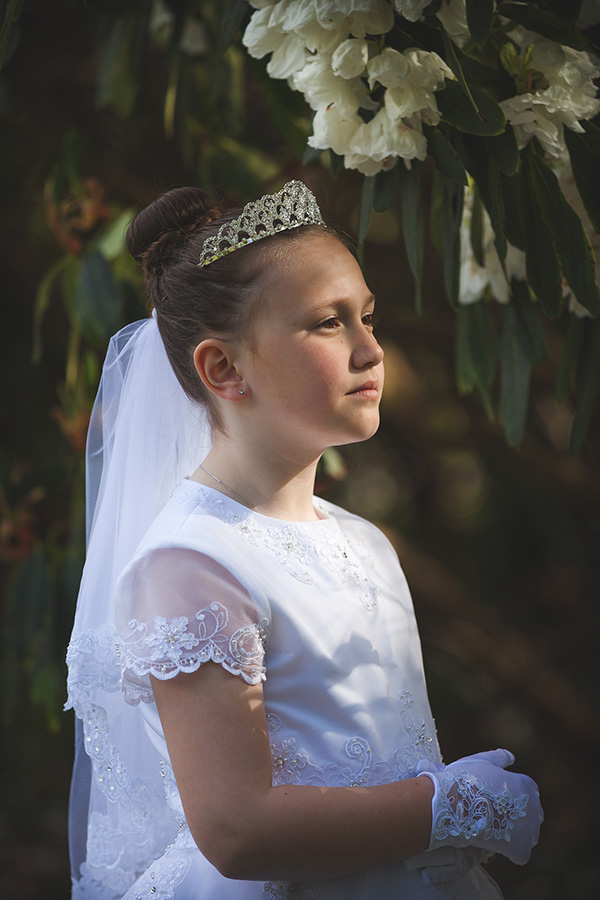 Belfast Communion Photography