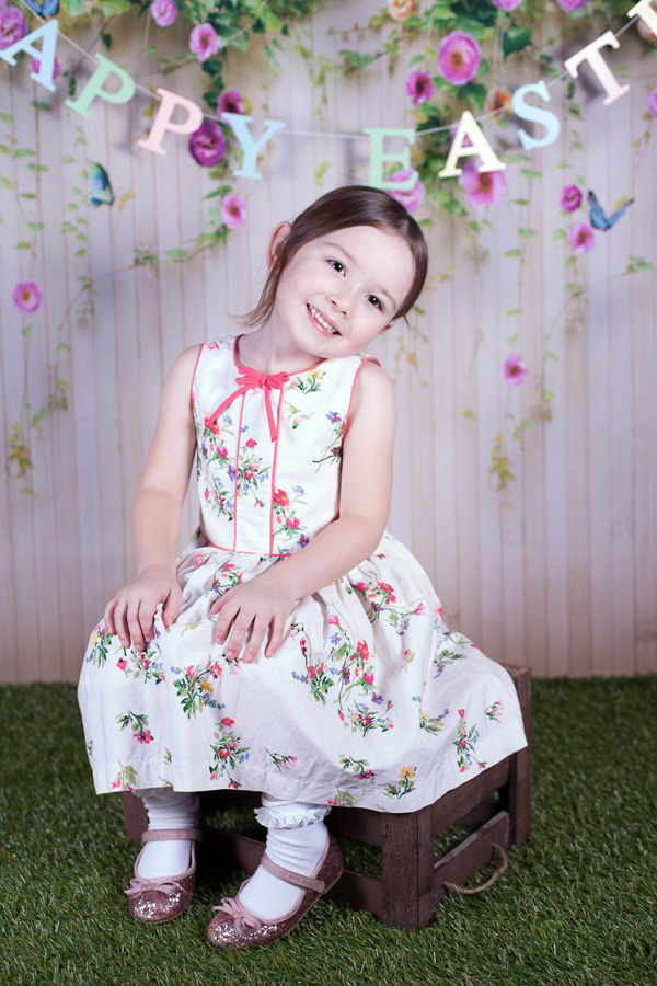 Easter Studio Photoshoot