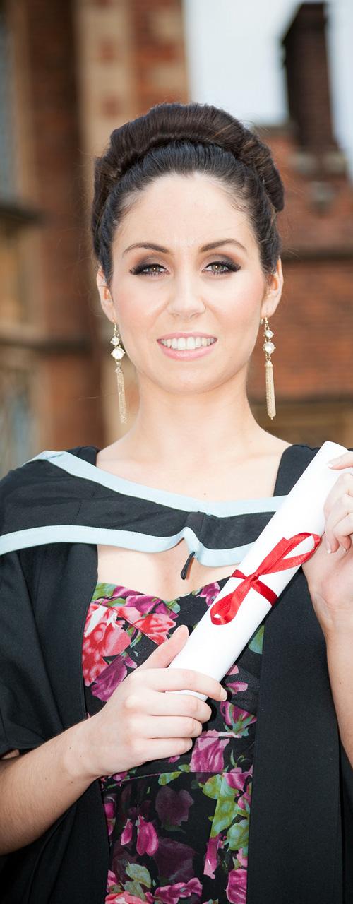 Belfast Graduation Photographer