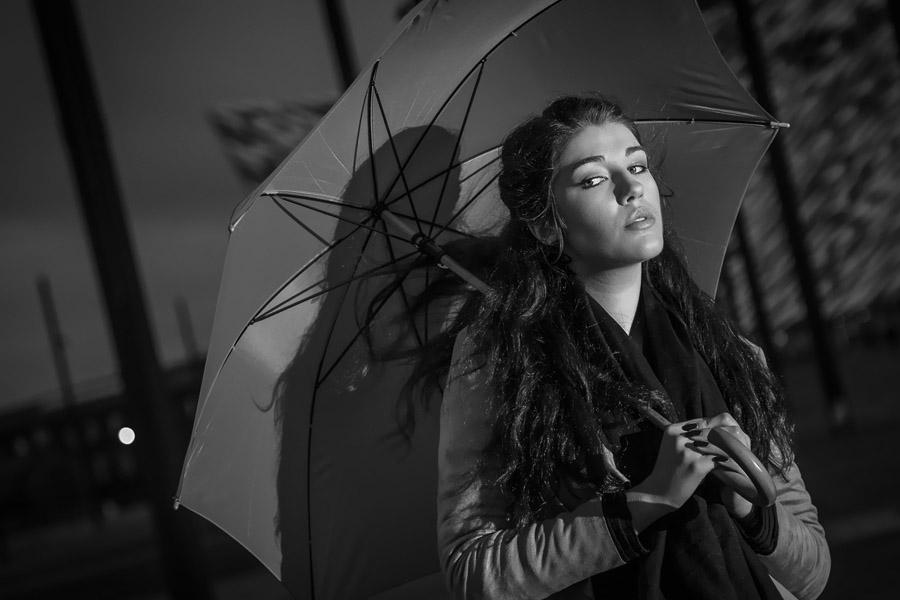 Model Shoot Rachel Titanic