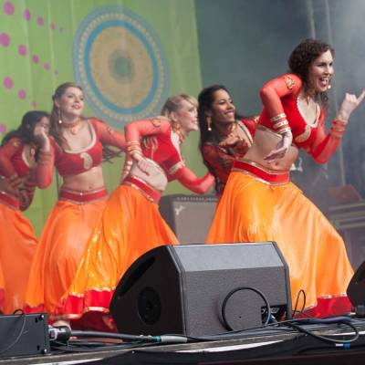 Event Photographer Belfast Mela Botanic