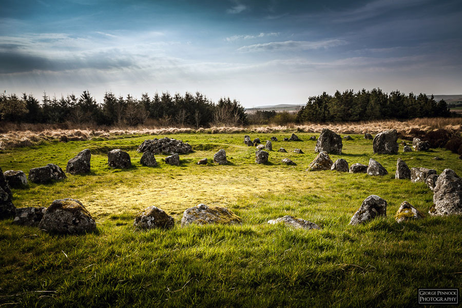 Northern Ireland Photographer - Beaghmore Stone Circles
