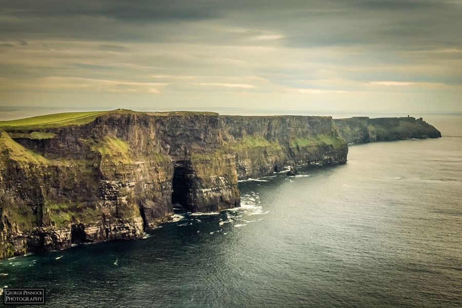 Northern Ireland Photographer - Cliffs of Moher