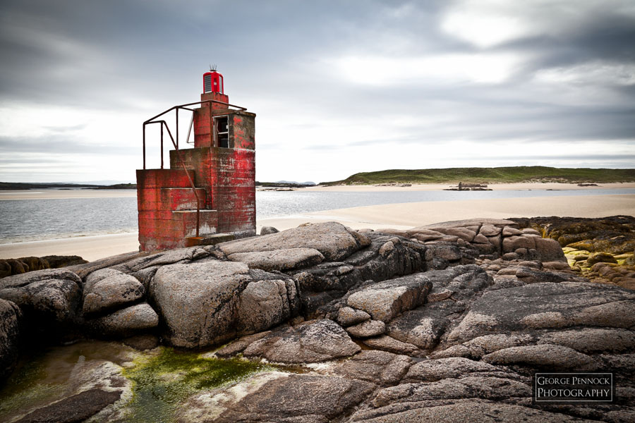 Northern Ireland Photographer - Bunbeg Beach, Donegal
