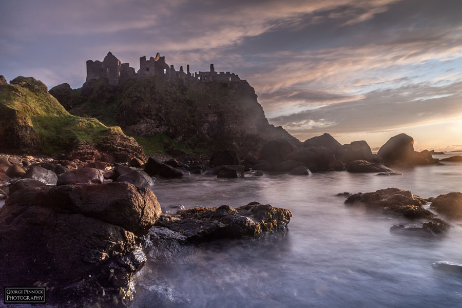 Northern Ireland Photographer - Dunluce Castle 1