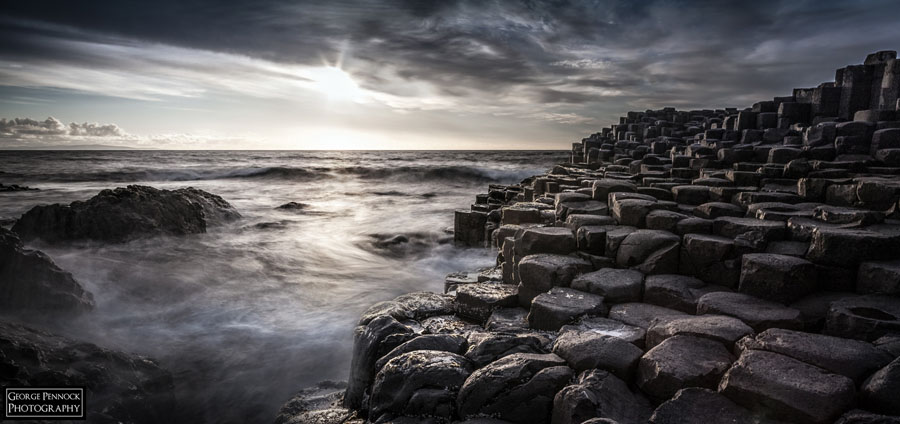 Northern Ireland Photographer - Giants Causeway 1
