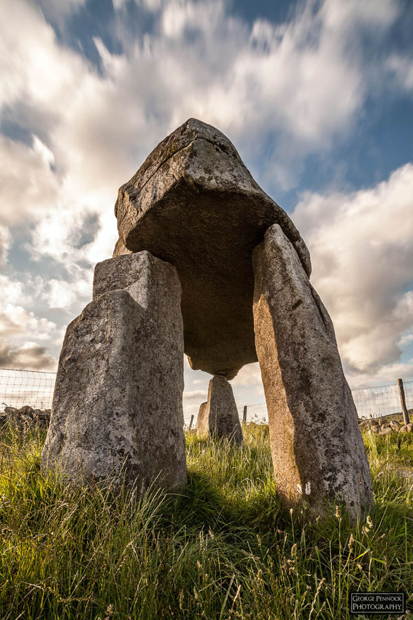 Northern Ireland Photographer - Legananny Dolmen