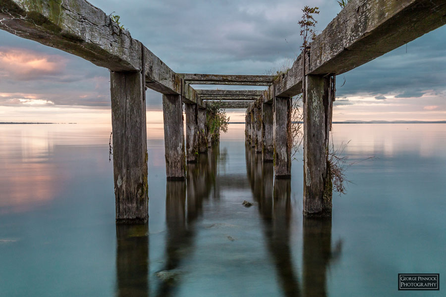 Northern Ireland Photographer - Pier Lough Neagh