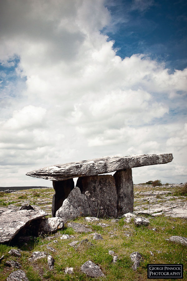 Northern Ireland Photographer - Poulnabrone Dolmen