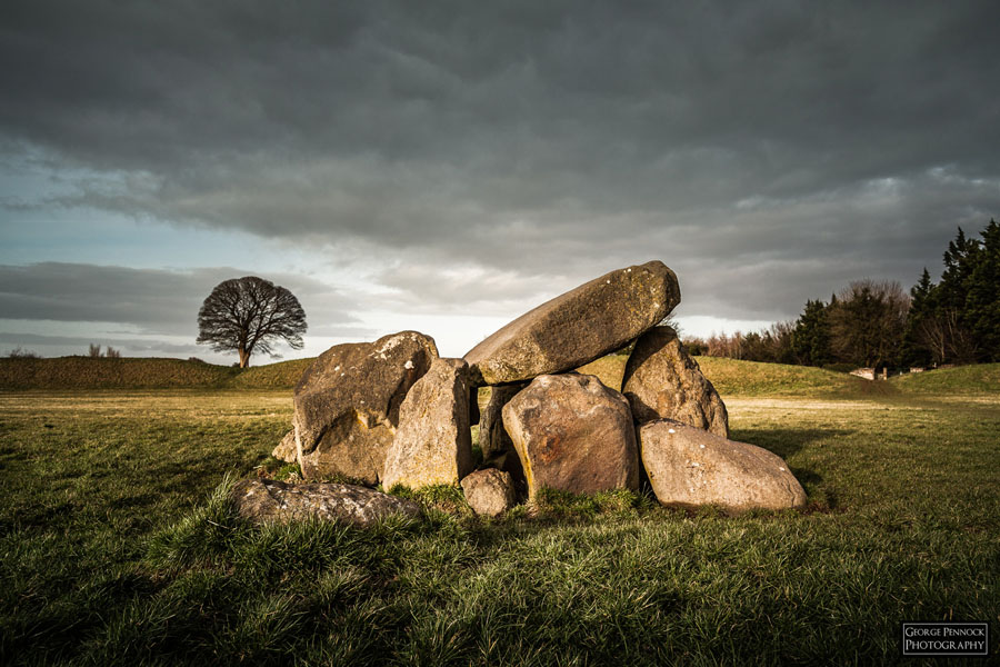 Northern Ireland Photographer - The Giant's Ring