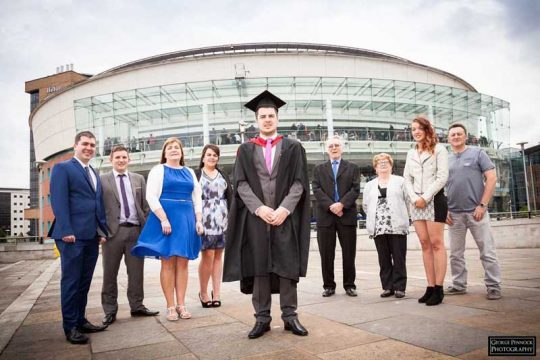 Graduation Photography Belfast