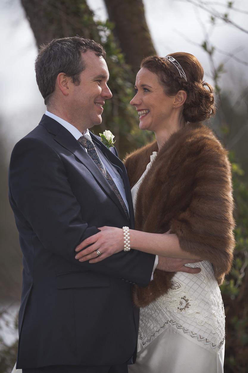 Lusty Beg Wedding Bridal Portraits