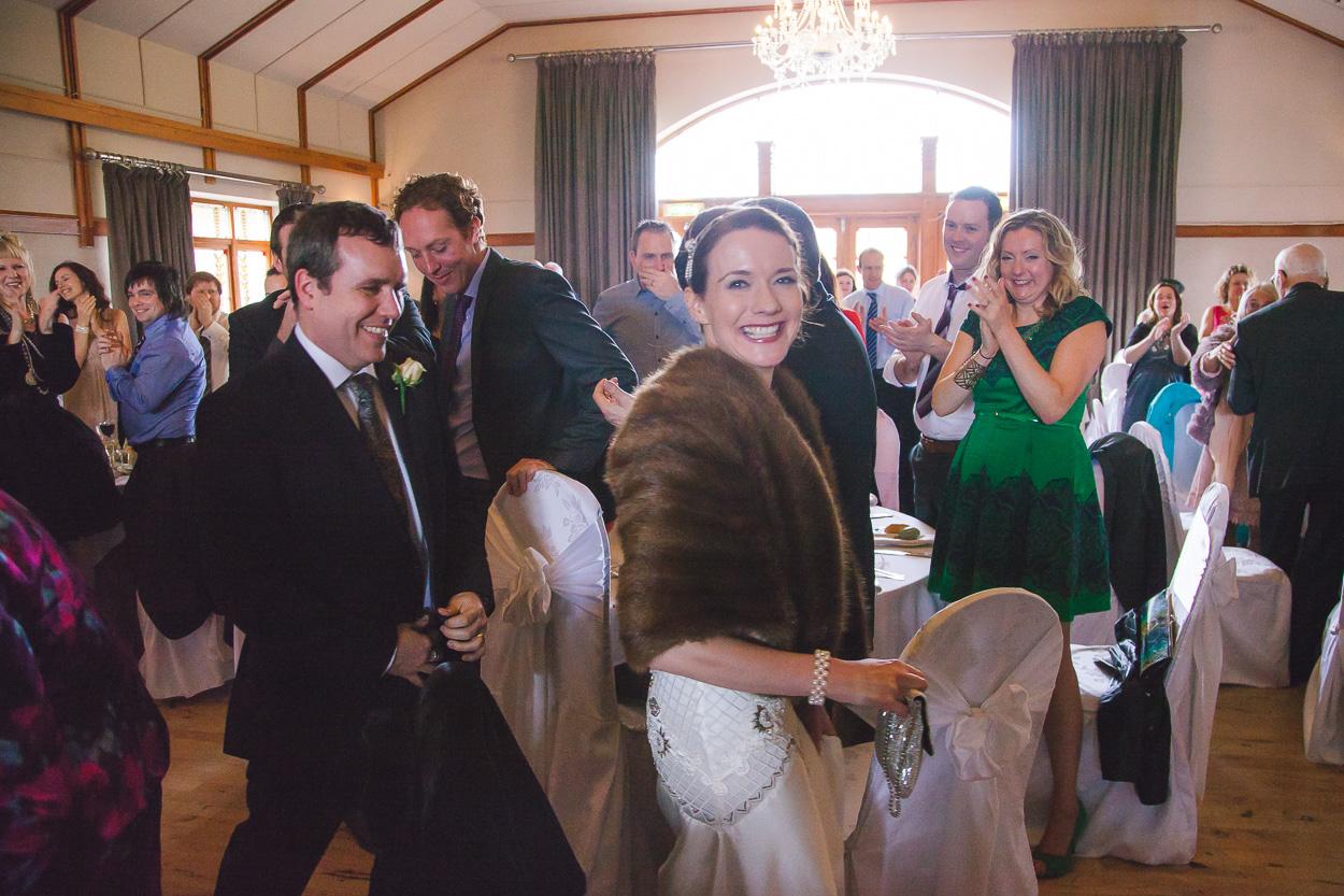 Lusty Beg Wedding Reception