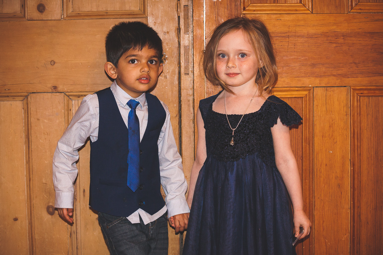Lusty Beg Wedding Kids