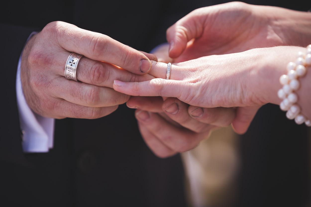 Lusty Beg Wedding Rings