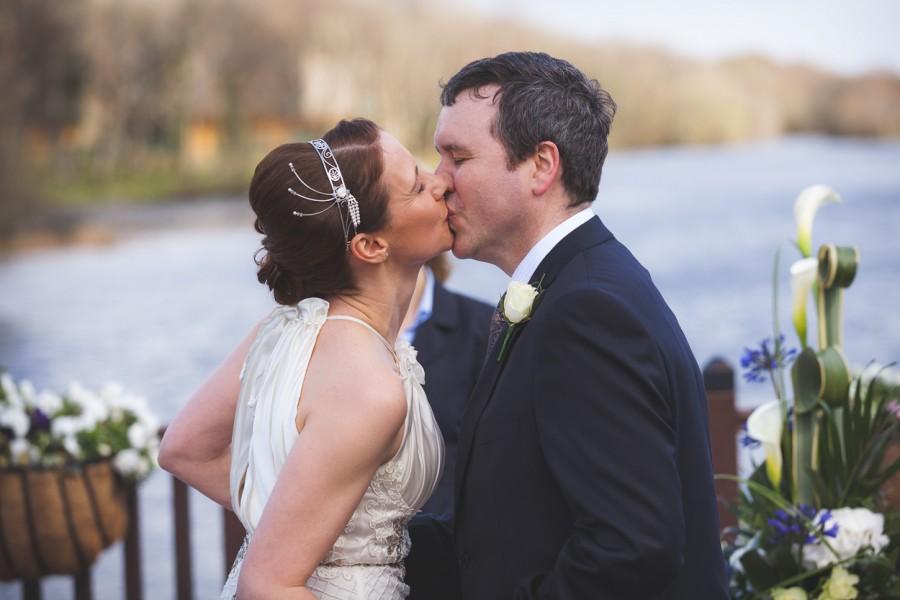 Lusty Beg Wedding – Cyril & Kate