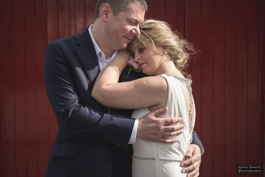 Larchfield Estate Wedding – Alan and Rhona