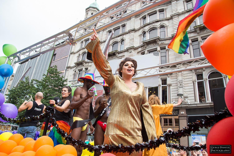 Belfast Pride Parade