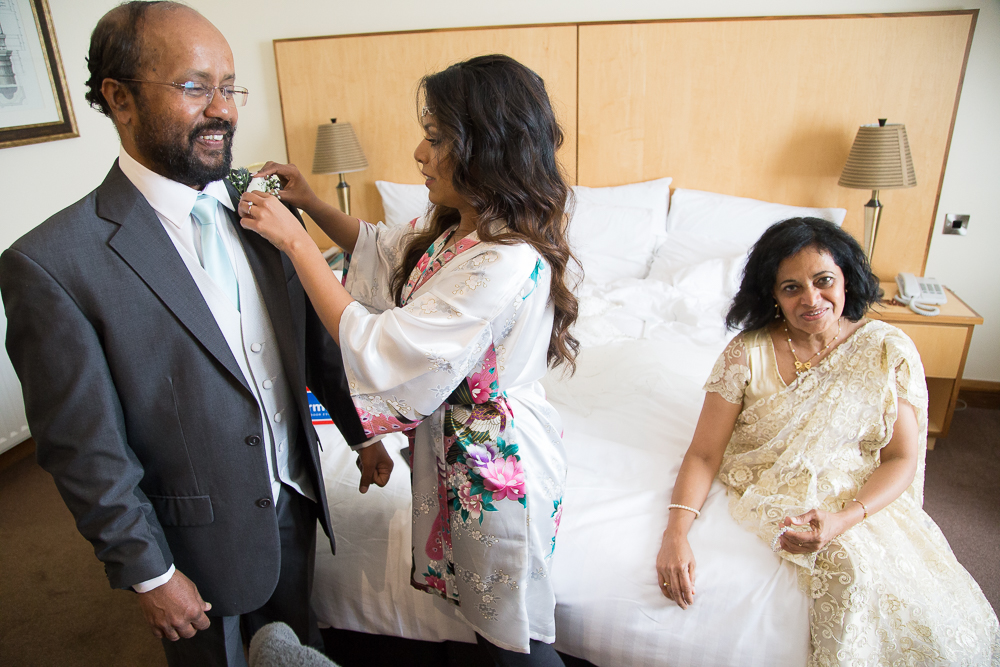 Belfast Wedding Photographer Indian Wedding La Mon