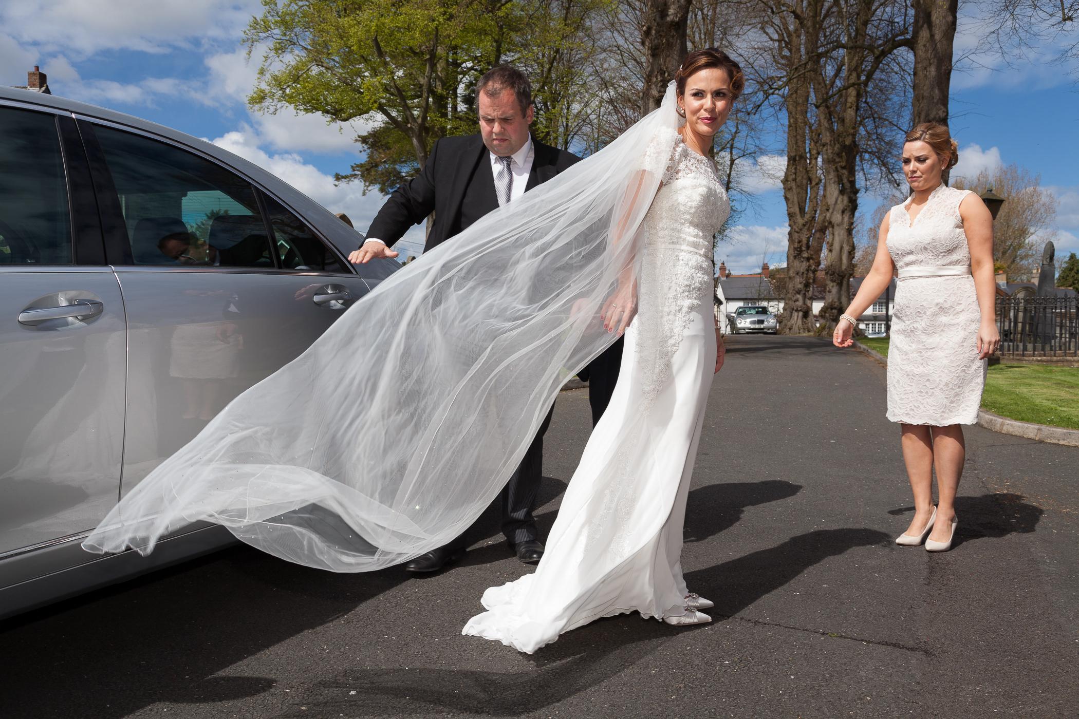 Castle Leslie Wedding - Suzie and Aaron