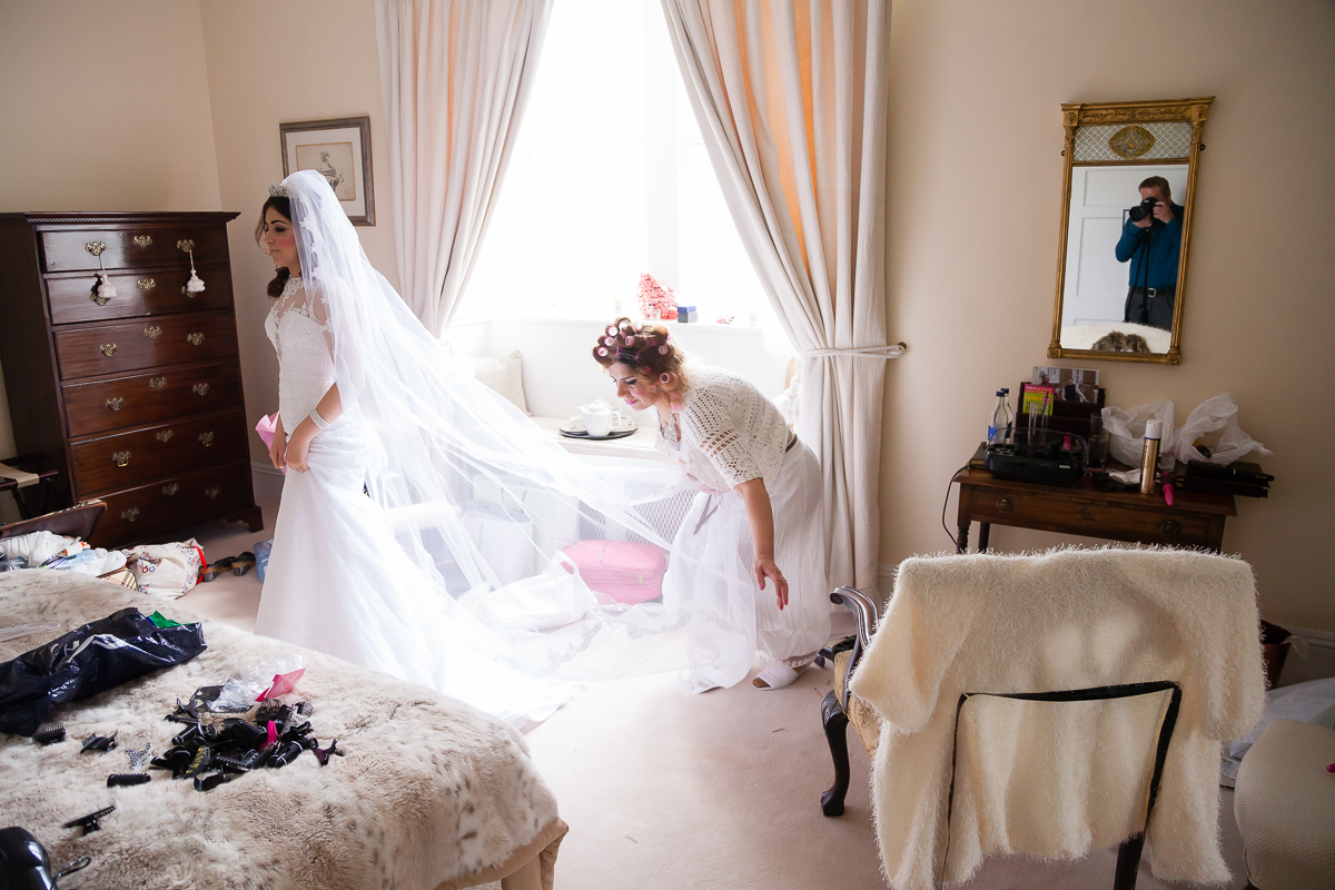 Belfast Wedding Photographer Niloo and Dan Dublin