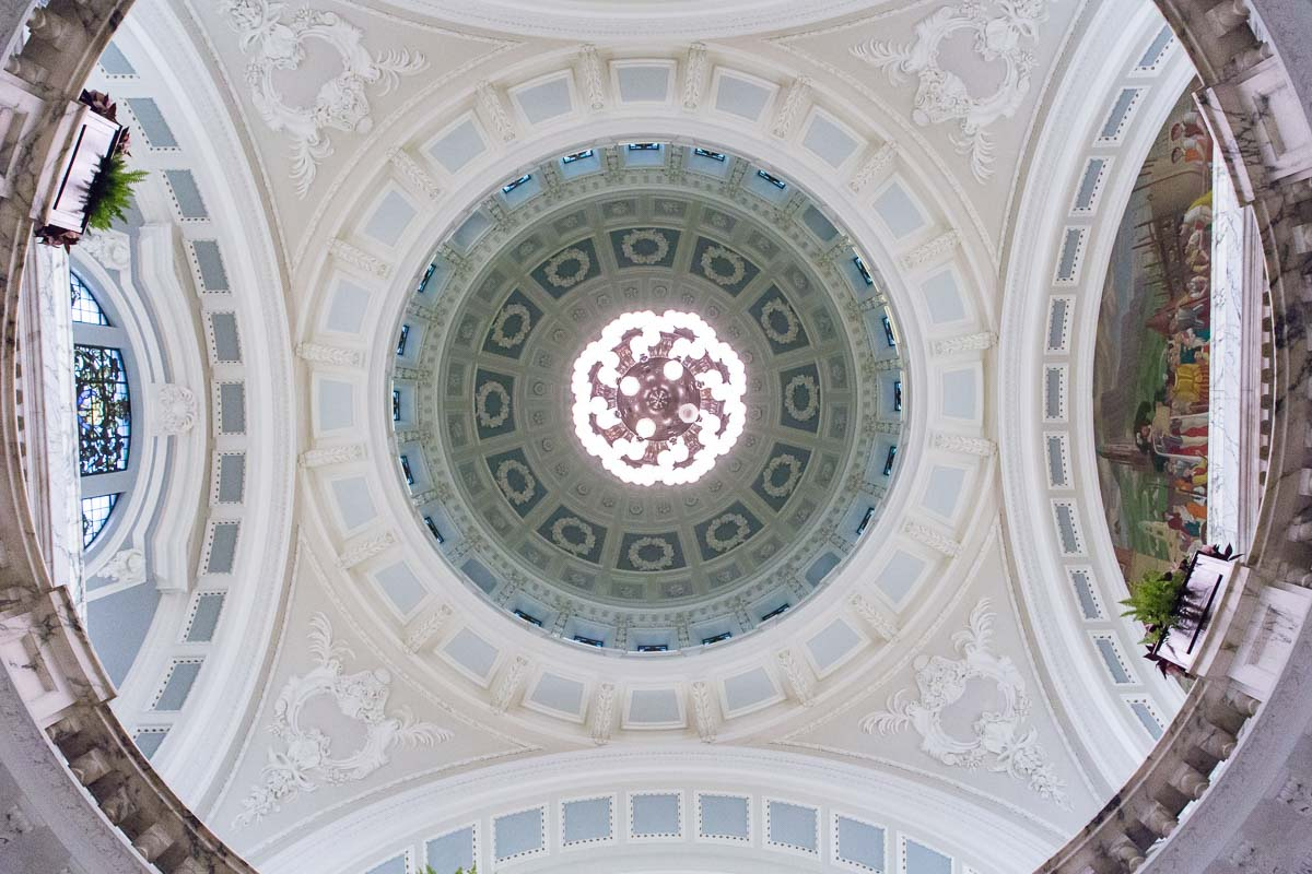 Belfast City Hall Dome