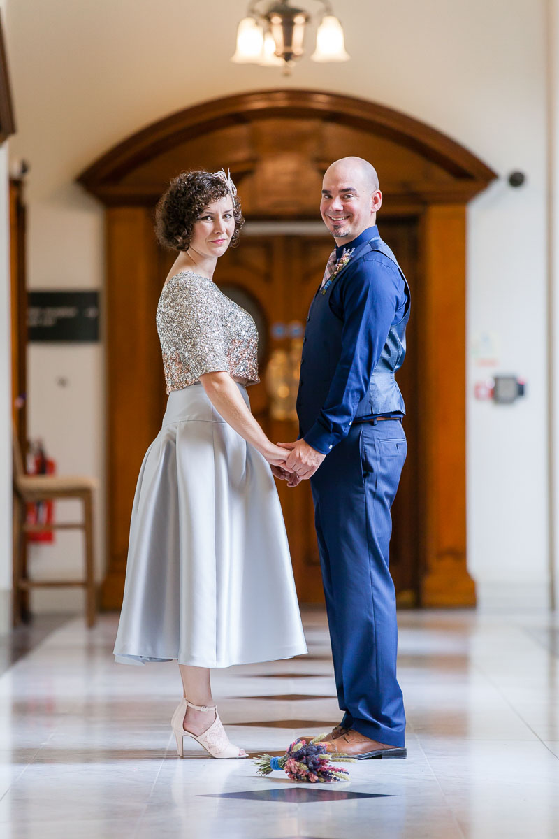 Belfast City Hall Wedding Tara and Ryan