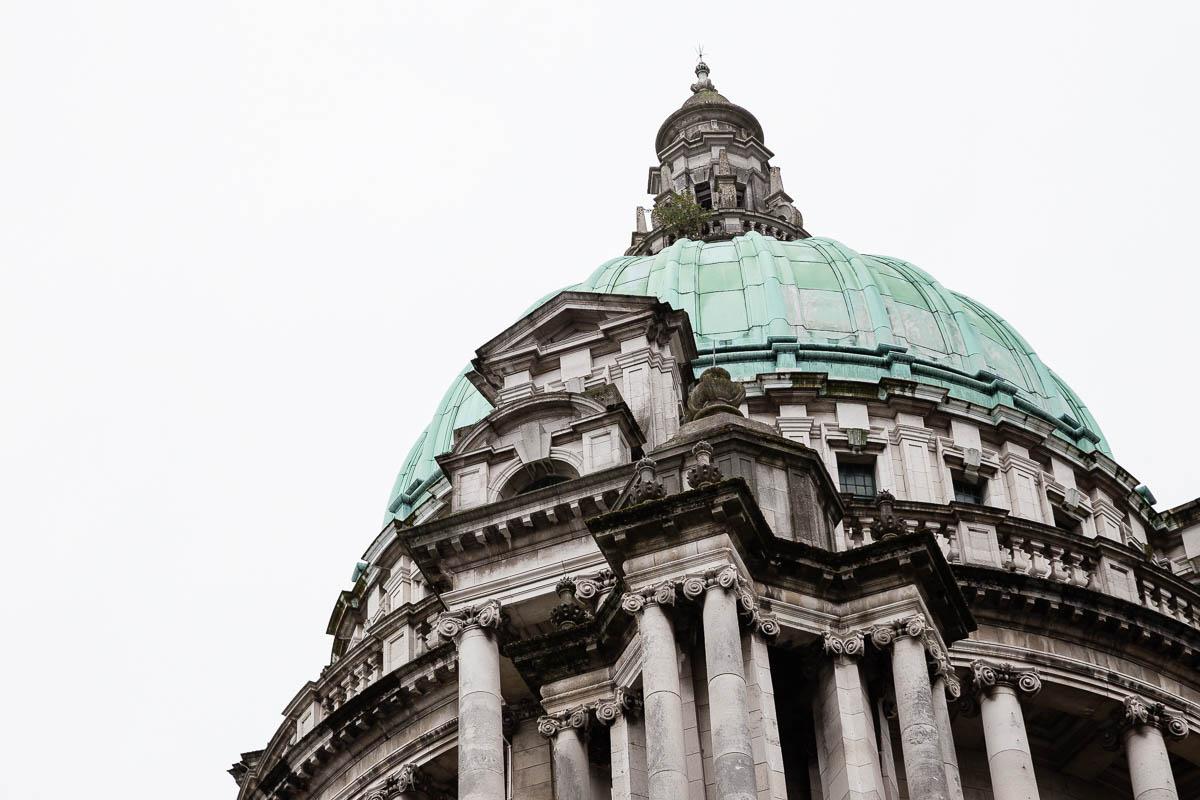 Belfast City Hall Dome