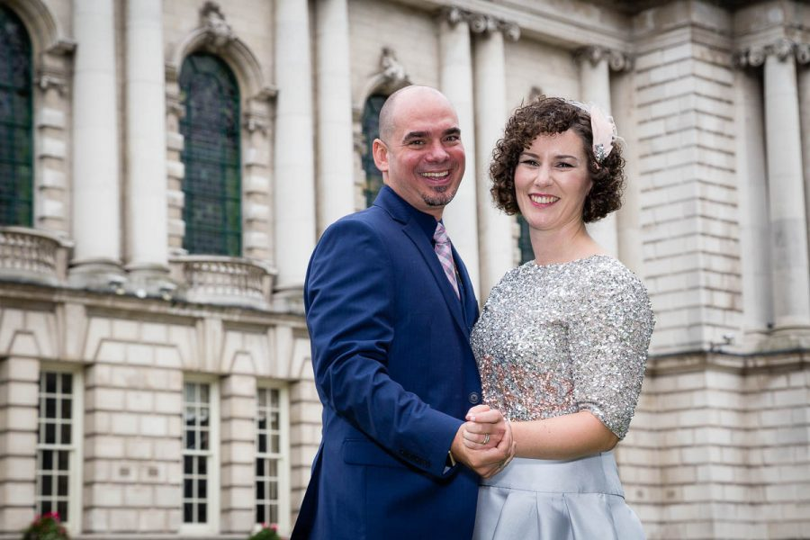 Belfast City Hall Wedding – Tara and Ryan