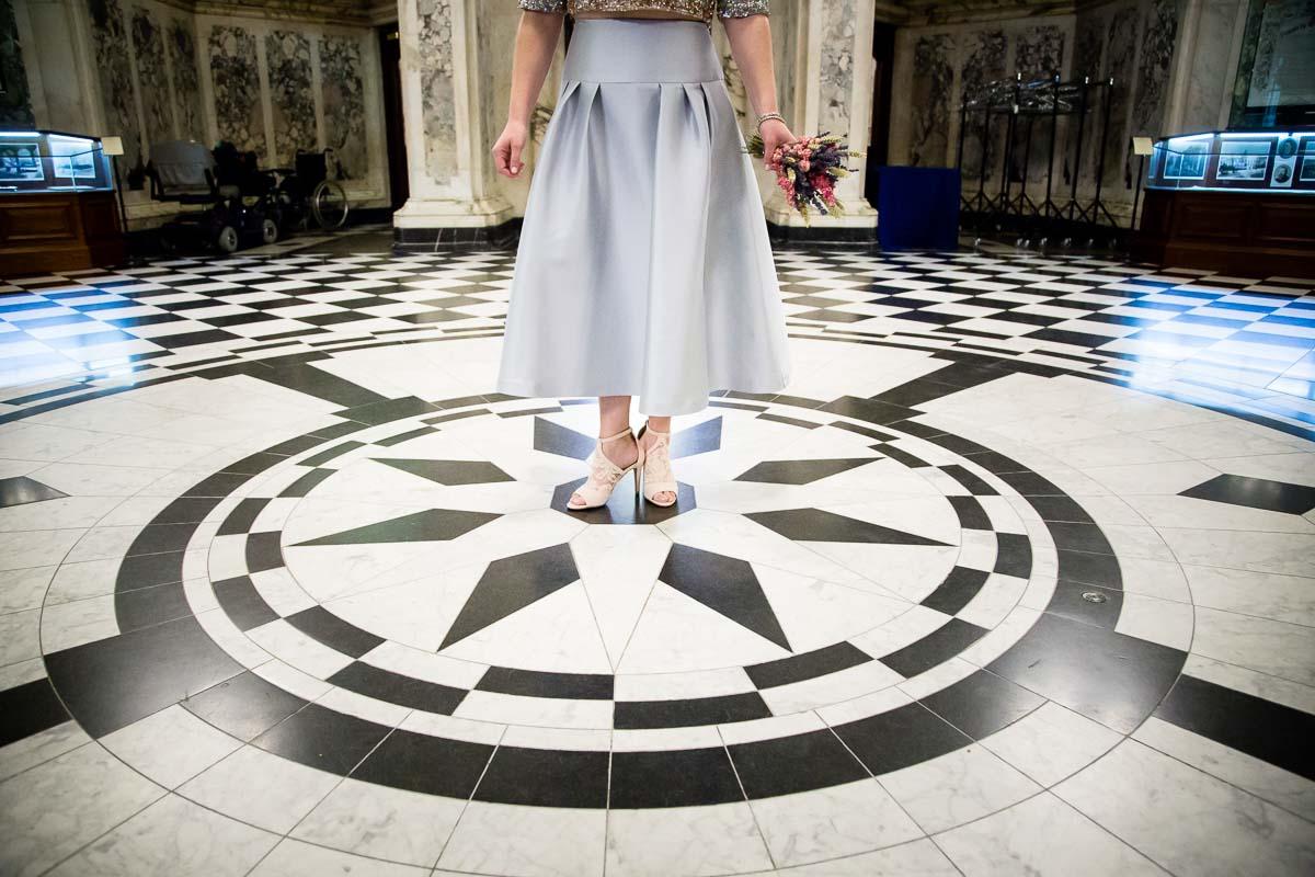Belfast City Hall Wedding Photography Bride