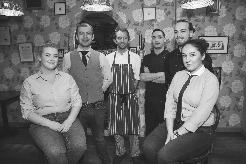 Home Restaurant Belfast