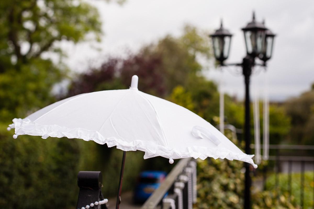 Rayanne House Wedding Party Umbrella