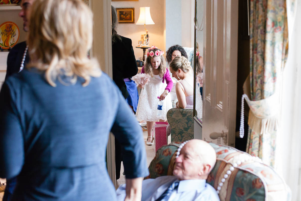 Rayanne House Wedding Party