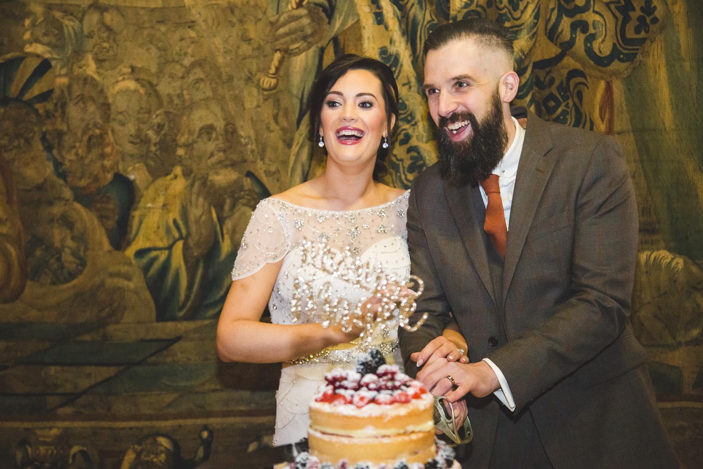 Castle Leslie Wedding Cake