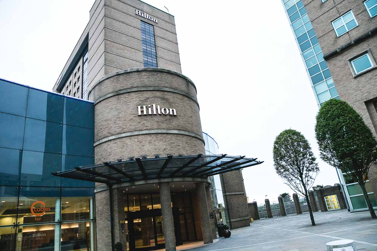 Belfast Event Photographer Hilton