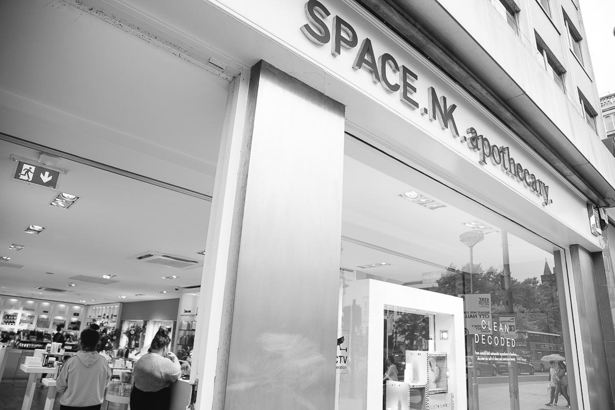 Belfast Event Photographer Space NK
