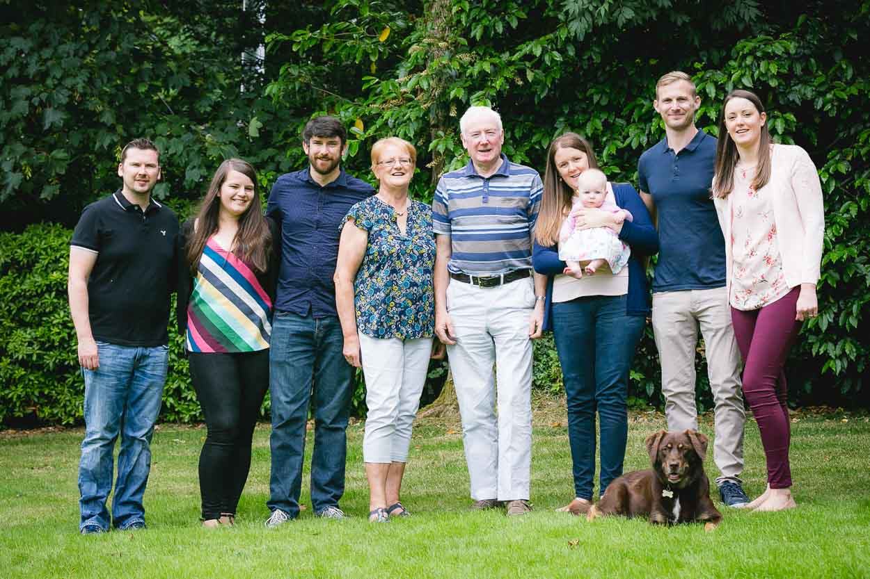 Family Portraits Belfast