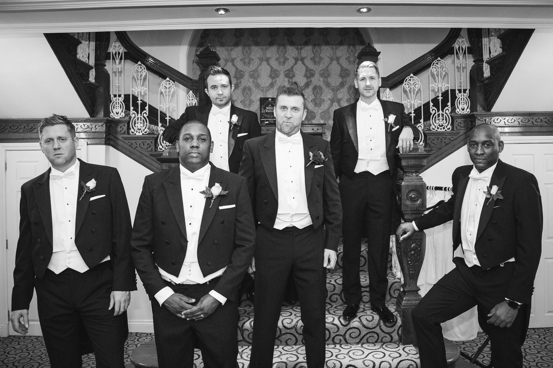 Slieve Donard Wedding Groomsmen