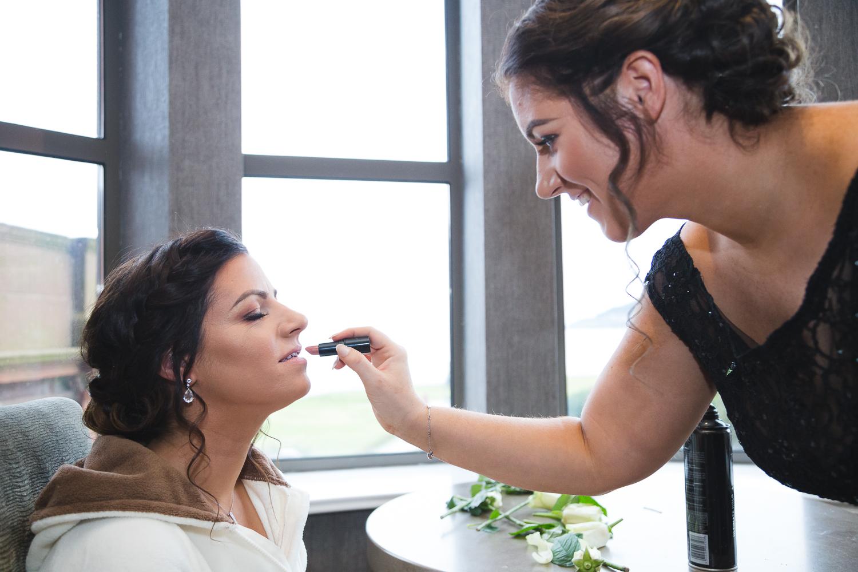 Slieve Donard Wedding Bridal Prep
