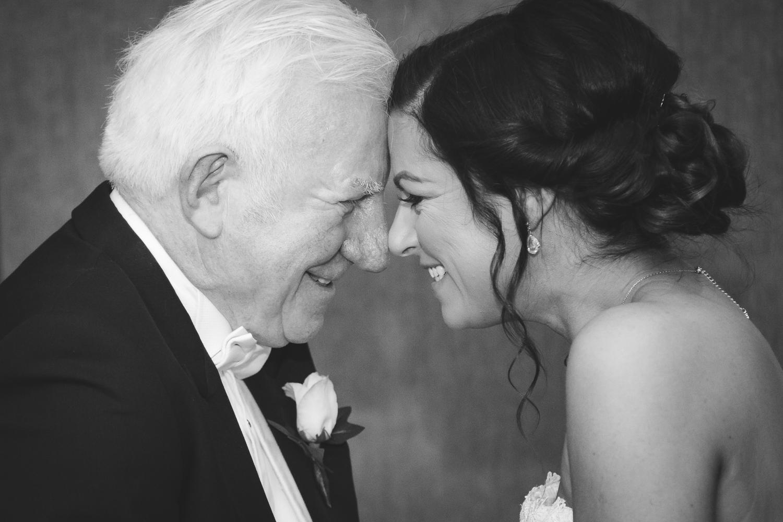 Slieve Donard Wedding Father Bride