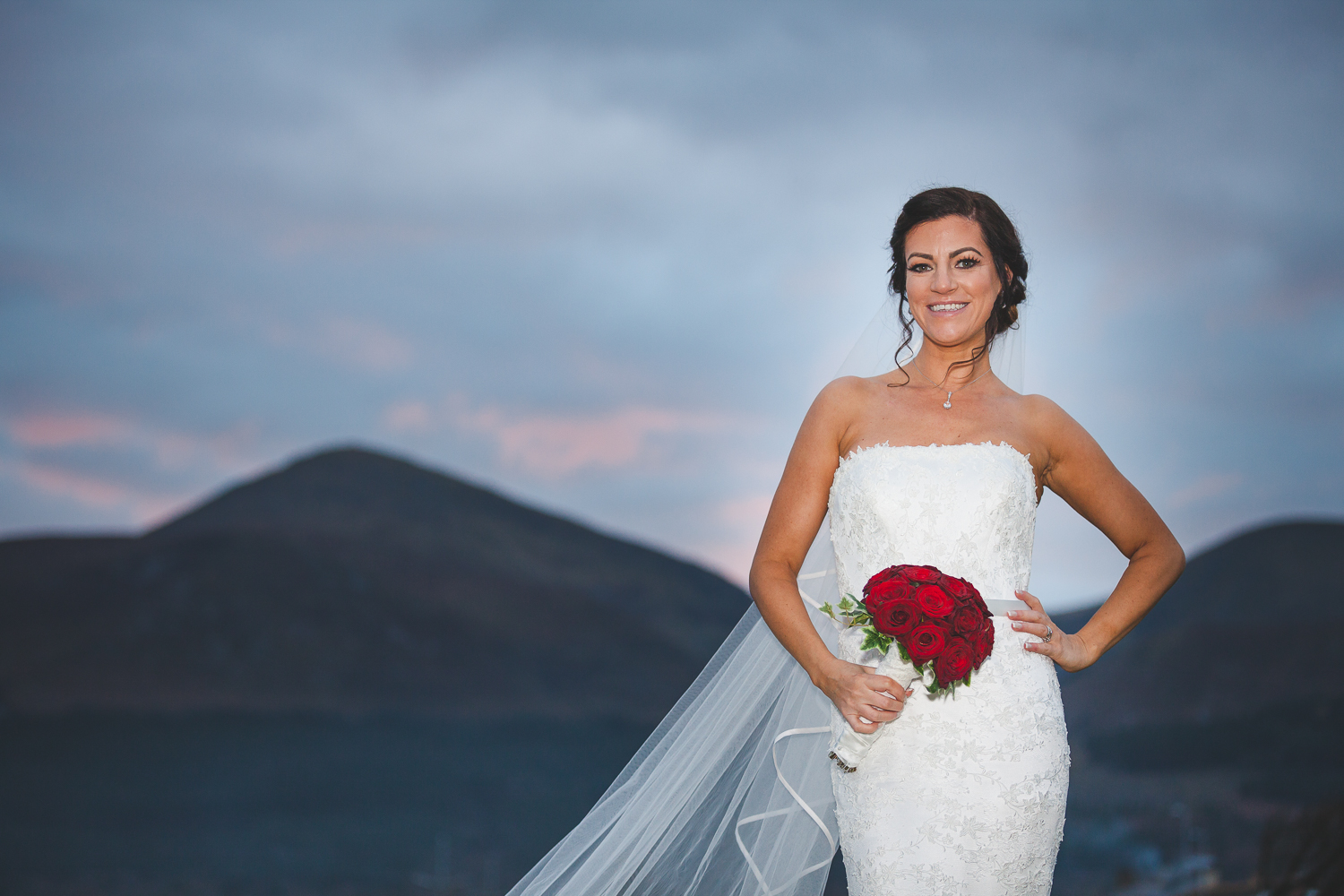 Slieve Donard Wedding Bride