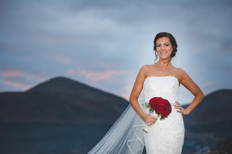 Slieve Donard Wedding Bride