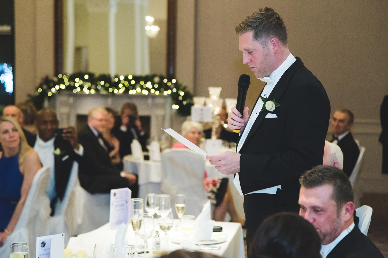 Slieve Donard Wedding Reception