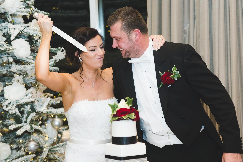 Slieve Donard Wedding Cake