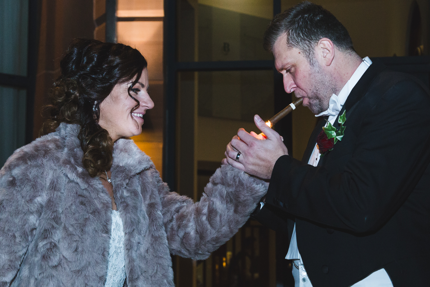 Slieve Donard Wedding Cigars