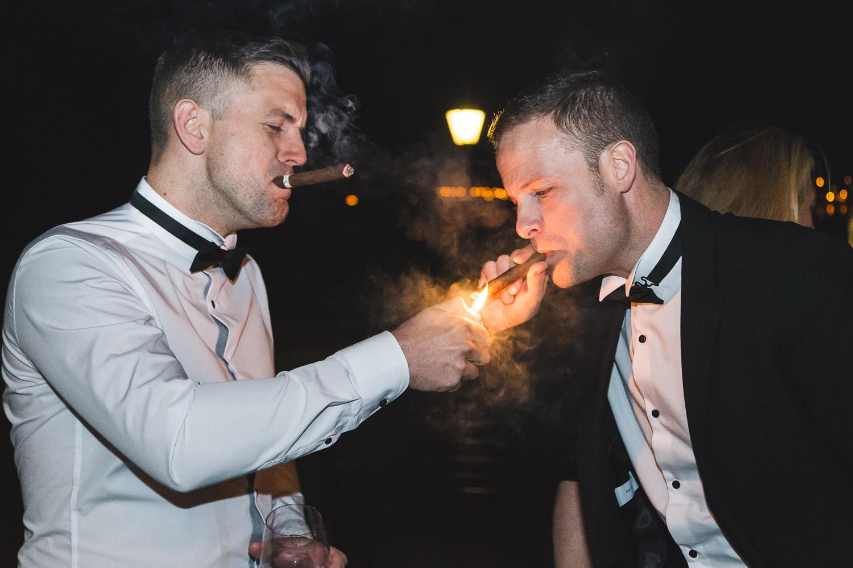 Slieve Donard Wedding Cigars