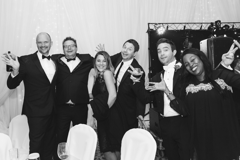 Slieve Donard Wedding Guests