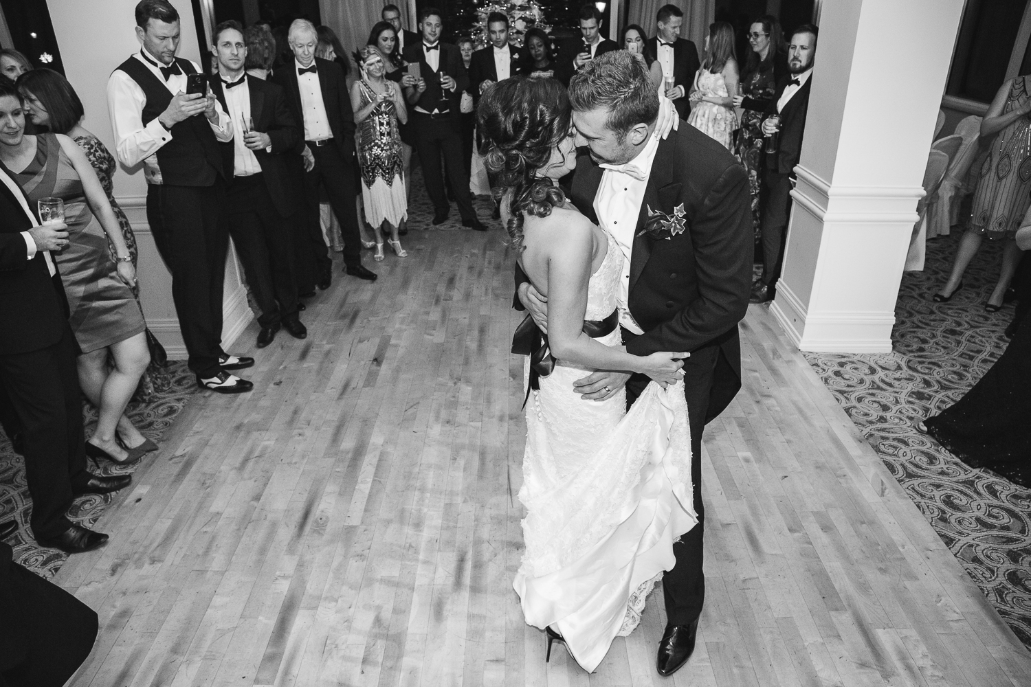Slieve Donard Wedding Dance
