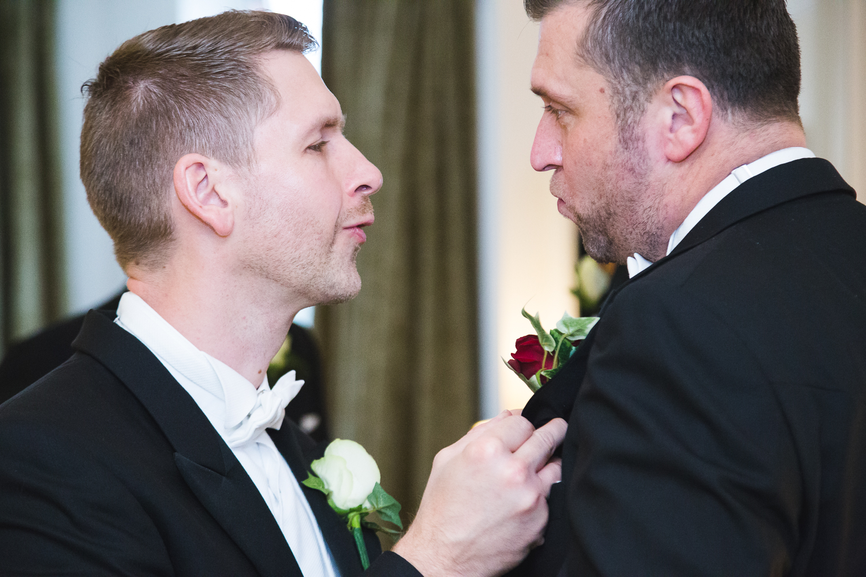 Slieve Donard Wedding Groom