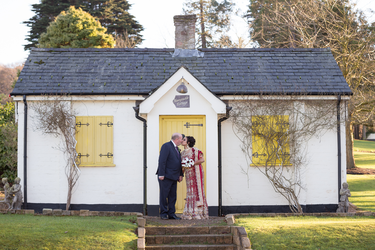 Culloden Estate Indian Wedding Cottage
